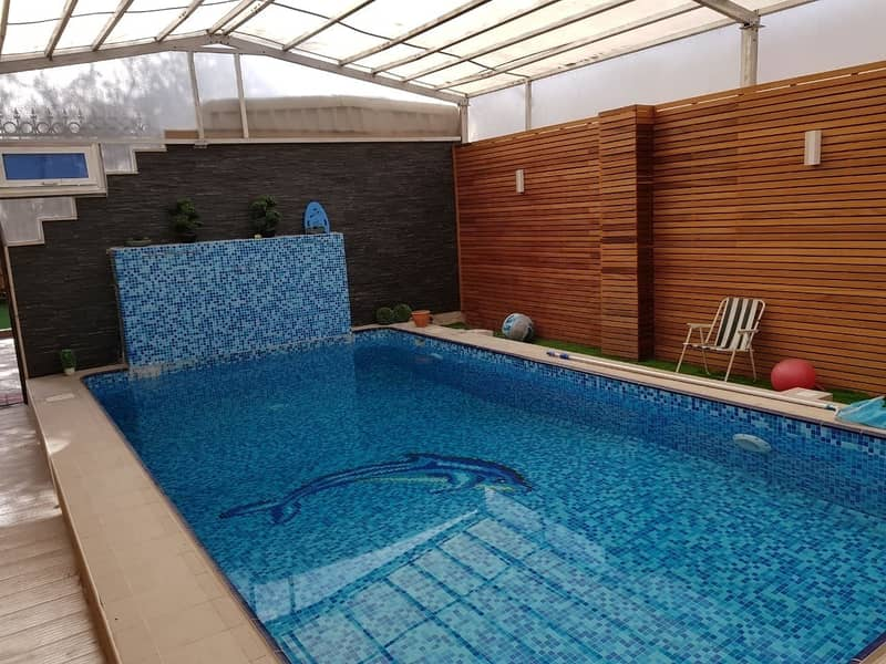 13 Spacious 3BR Villa For Sale in AlJazzat - Sharjah