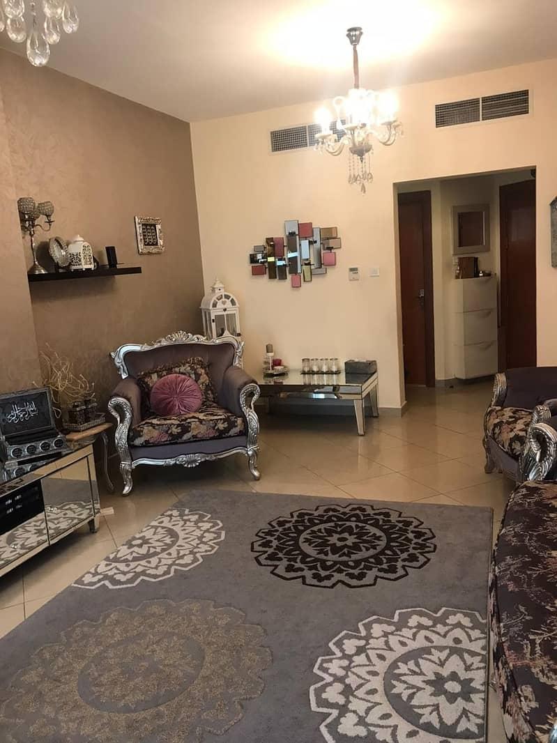 Stylish 2-bedroom Apartment Opposite Sahara Mall