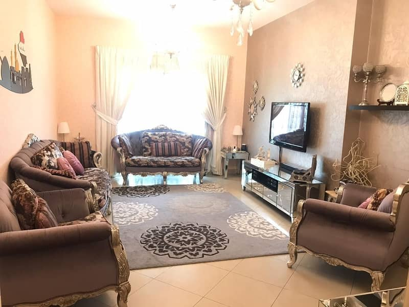 2 Stylish 2-bedroom Apartment Opposite Sahara Mall