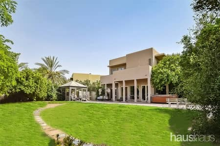 3 Bedroom Villa for Sale in Arabian Ranches, Dubai - 10k Plot | Opposite Pool | Walk to JESS.