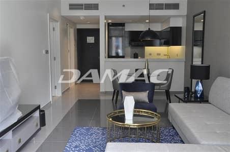 فلیٹ 1 غرفة نوم للايجار في الخليج التجاري، دبي - Fully Furnished 1 BR | Canal View | Mid floor