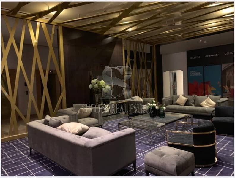 2 Hot Resale of Brand New Luxury Apartment  |  1BhK  | DWC