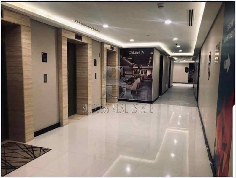10 Hot Resale of Brand New Luxury Apartment  |  1BhK  | DWC