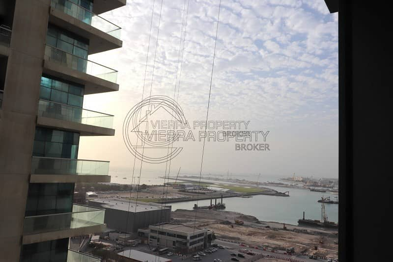 45 Spacious 2 Bedroom with Partial Sea View