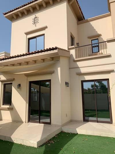 3 Bedroom Villa for Rent in Reem, Dubai - Massive 3BR+Study+Maids I Mira V I Community View