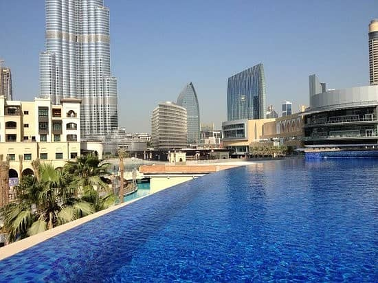2 Spacious Hotel Apartment with 5* Facilities