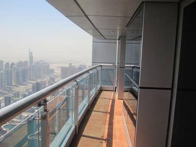 2 Bedroom Flat for Rent in Dubai Marina, Dubai - 2BHK waterfront facing (Neg Price )