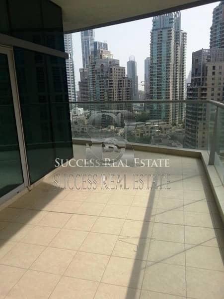 7 full Marina view High floor 03 type | 2BR + Maid + Study