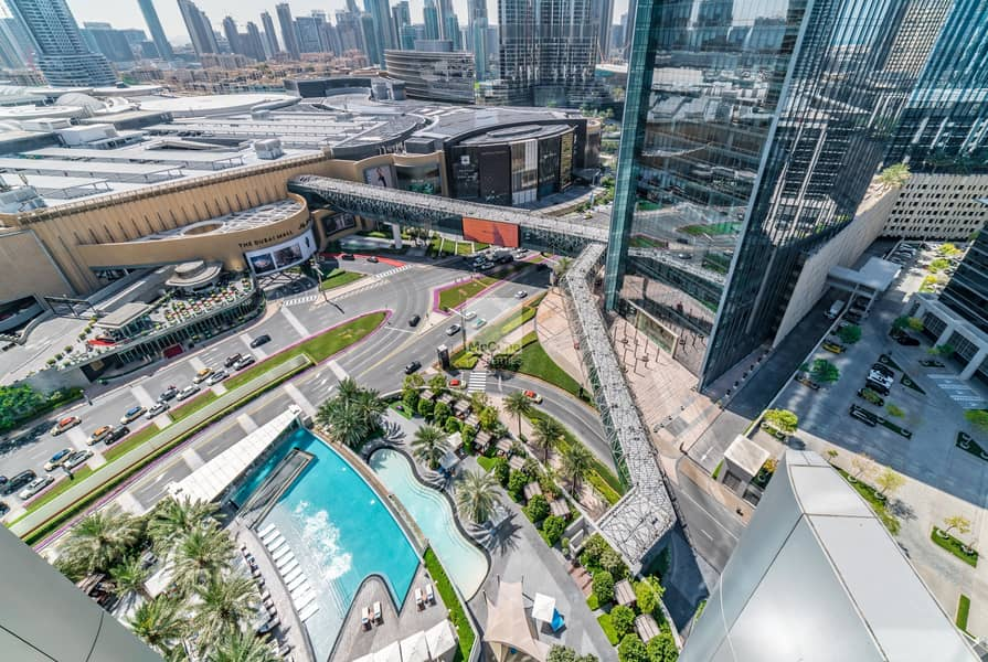 16 Large Layout | Burj View | All Bills Included
