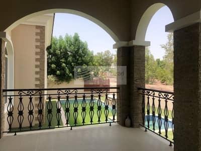 فیلا 6 غرف نوم للبيع في عقارات جميرا للجولف، دبي - Luxury Italian Designed | High-Quality Furnishings
