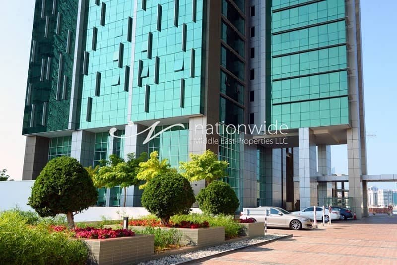 Vacant Now! Elegant Penthouse with Maid's Room