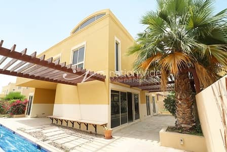 Enticing 4 BR Type A Villa with Rental Back