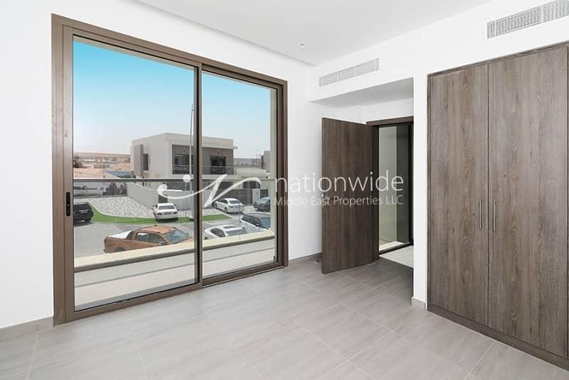 2 Unparalleled 4 BR Duplex Type X Villa In Yas Acres
