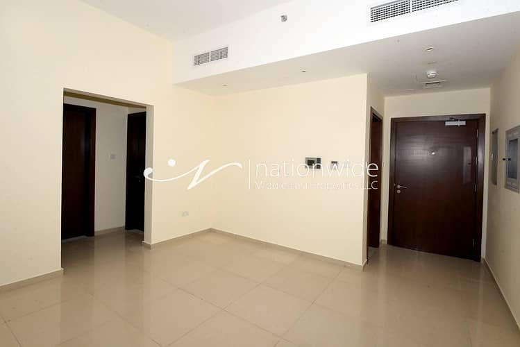 2 Peacefully Located w/ a few steps to Bawabat Mall