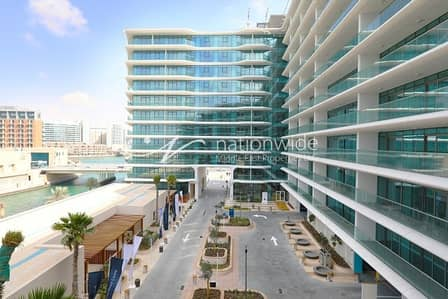 Studio for Rent in Al Raha Beach, Abu Dhabi - A Cozy Yet Elegant Unit For Two Payments