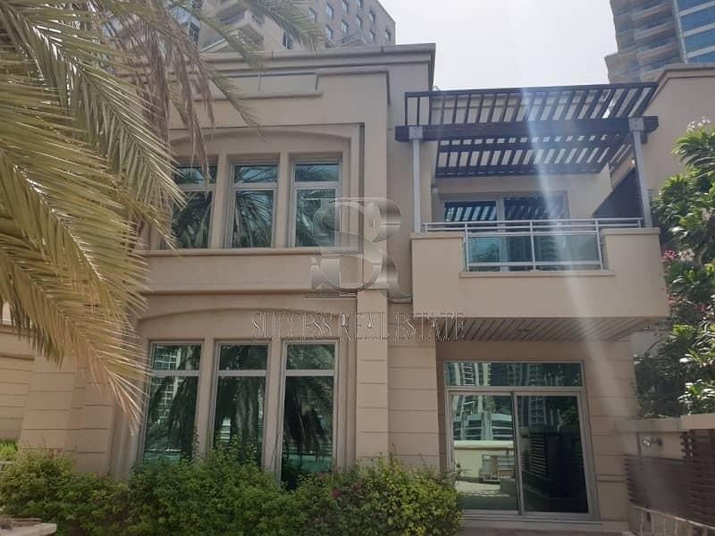 2 Stunning  View of Marina | Huge Villa in Anbar  Emaar 6