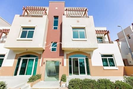 شقة 2 غرفة نوم للبيع في الغدیر، أبوظبي - Hot Deal! 2 BR Terrace Apt in Al Ghadeer