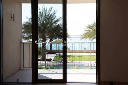 3 Bedroom Villa for Rent in Al Raha Beach, Abu Dhabi - Sea View 3BR TH For Up To 6 Installments