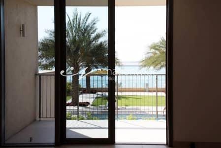 فیلا 3 غرف نوم للايجار في شاطئ الراحة، أبوظبي - Sea View 3BR TH For Up To 6 Installments