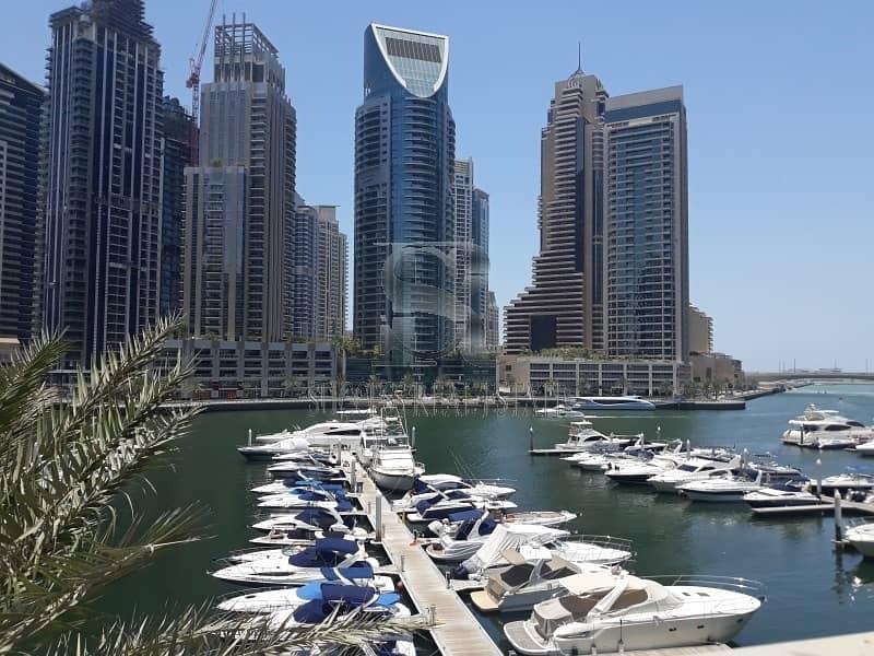 2 Amazing  3BR+M+L+Storage   Full Marina View    Emaar 6 Tower