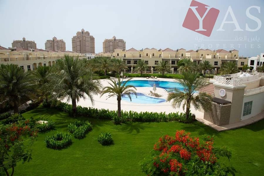 15 Enchanting | 4 BR Villa Unfurnished |  Bayti Homes