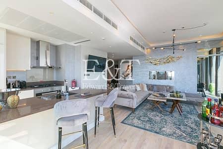 3 Bedroom Flat for Rent in Dubai Marina, Dubai - Luxury Furnished | Panoramic Marina and Sea View