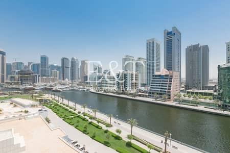 شقة 2 غرفة نوم للايجار في دبي مارينا، دبي - Available 1st August|Full Marina View|2 Parkings