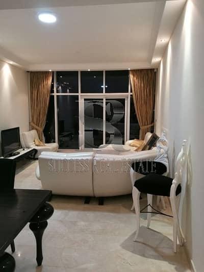 2 Bedroom Flat for Rent in Dubai Marina, Dubai - Mid Floor   2BR  +  Maid    Marina View   unfurnished