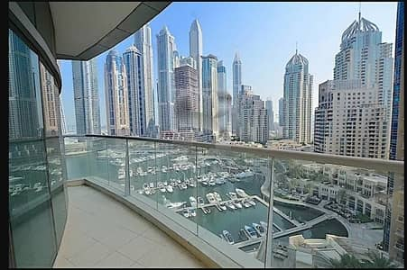 2 Bedroom Flat for Sale in Dubai Marina, Dubai - Beautiful |Full Marina  03 type | 2BR + Maid + Study