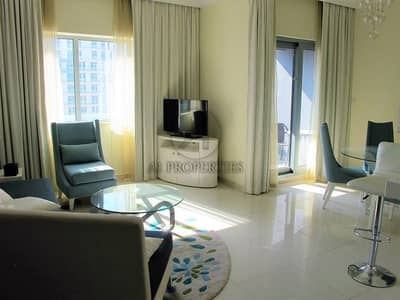 Rented Fully Furnished 2BR with Balcony