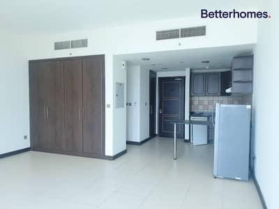 Studio for Rent in Jumeirah Lake Towers (JLT), Dubai - Unfurnished | Balcony | Large Studio | Marina View