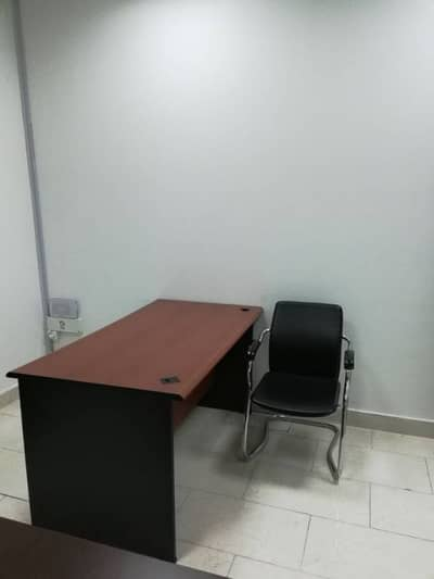 16 SQ. METERS CENTRAL A/C FURNISHED OFFICE ON CORNICHE