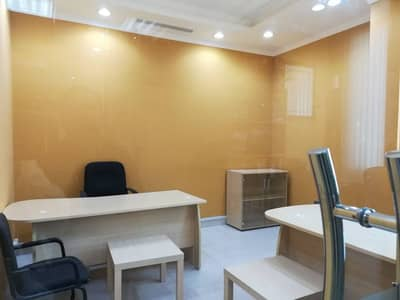 14 SQ. METERS CENTRAL A/C FURNISHED OFFICE ON CORNICHE