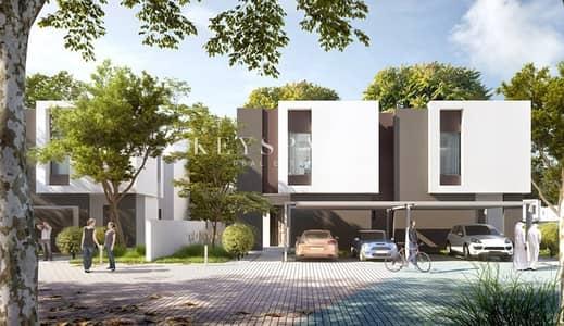 فیلا 3 غرف نوم للبيع في الجادة، الشارقة - Semi Detached|3-BR Villa|Aljada|Sarab Community