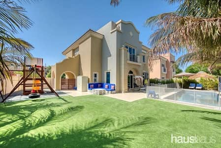 5 Bedroom Villa for Sale in Dubai Sports City, Dubai - Exclusive | Fully Upgraded | Private Pool