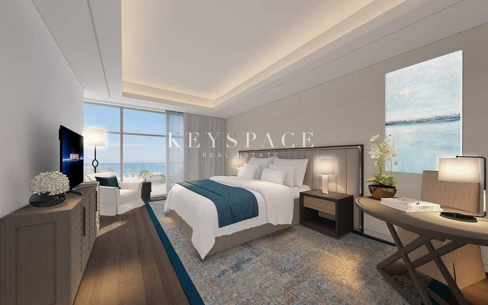 Luxurious Beachfront Villa|Furnished & Serviced