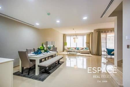 فیلا 4 غرف نوم للبيع في جزر جميرا، دبي - New to the Market | Well Priced 4BR plus Maids
