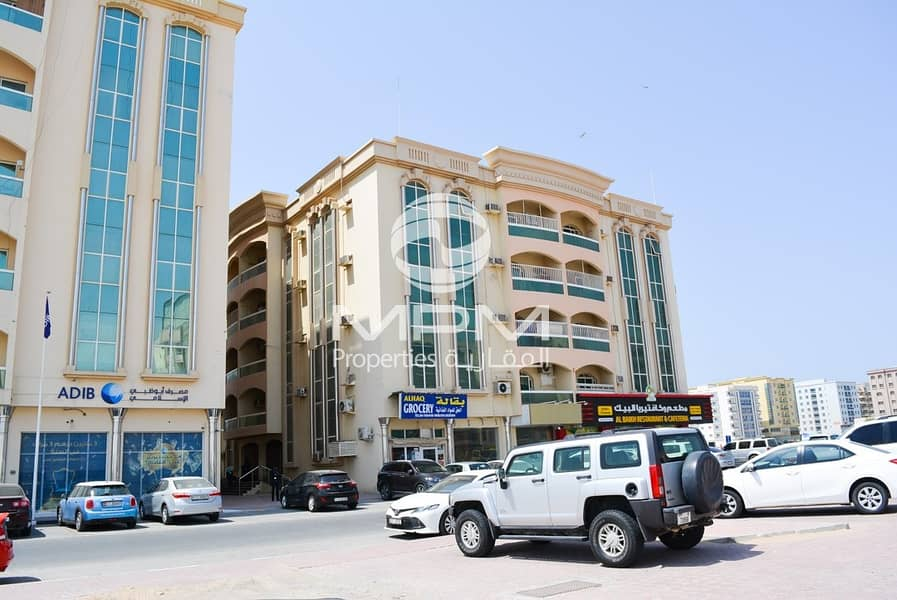 2  Spacious 1Br with Balcony in UAQ