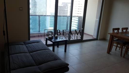 1 Bedroom Flat for Rent in Dubai Marina, Dubai - Nice semi furnished apartment for rent