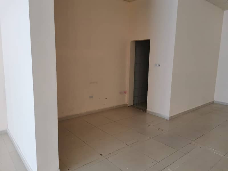 2 Road Side Shop for rent in Al Nahda