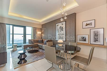 Fully Furnished Hotel Apt with Great Views