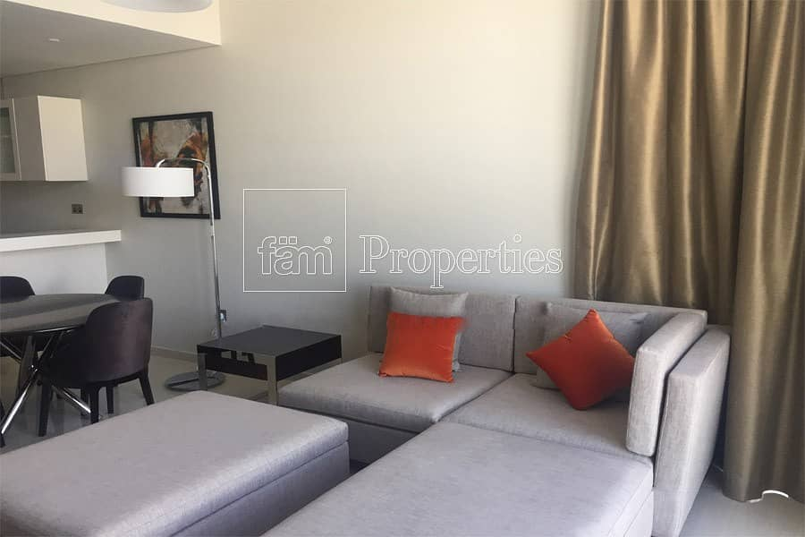 Charming and Furnished apartment at Golf Veduta A