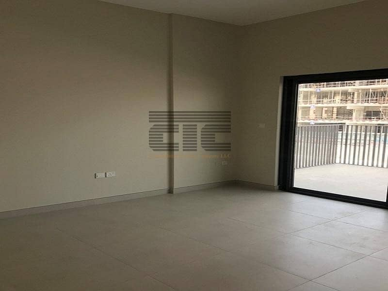 2 Jumeirah Gold View 2 Bedroom With Balcony Brand New Rent 46000