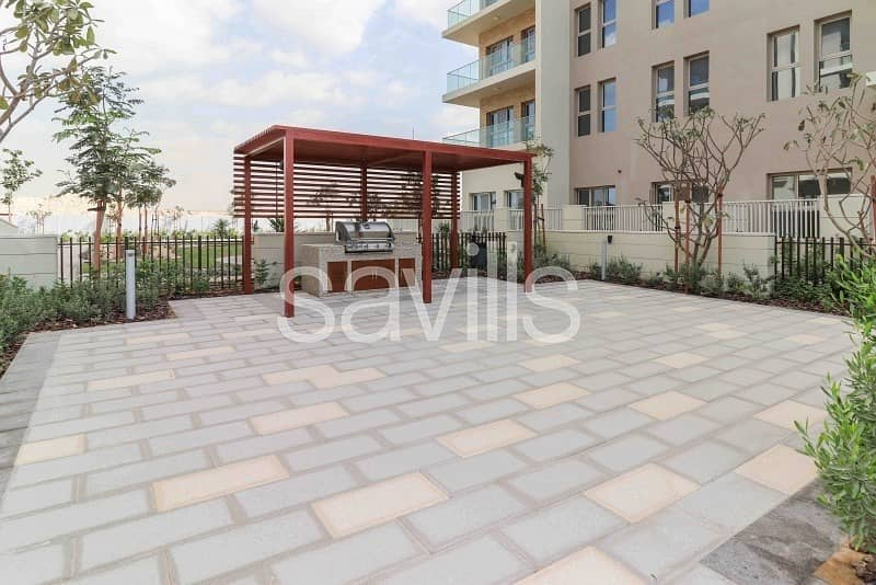 20 Brand new unit with garden and furniture