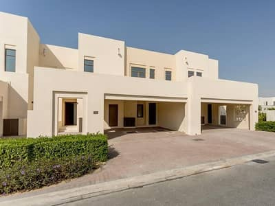 3BR ready villa in Mira Oasis/2 yrs payment plan