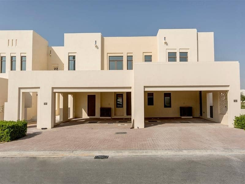 2 3BR ready villa in Mira Oasis/2 yrs payment plan
