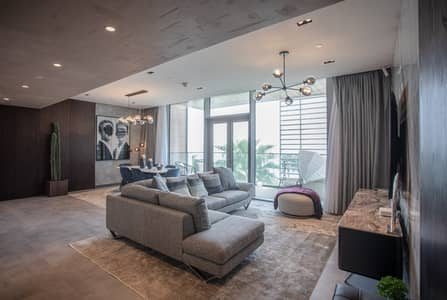 3 Bedroom Flat for Rent in Bluewaters Island, Dubai - Luxury 3BR Penthouse Bluewater Island Dubai