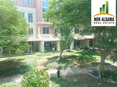 2 Bedroom Apartment for Rent in Green Community, Dubai - GARDEN WEST APARTMENTS !!! 2 Car Parkings  2bedroom Study  in Green Community DIP.
