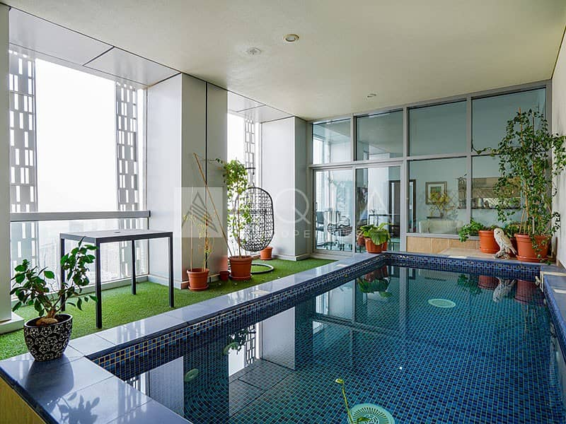 Luxury Penthouse | Private Pool | Upgraded