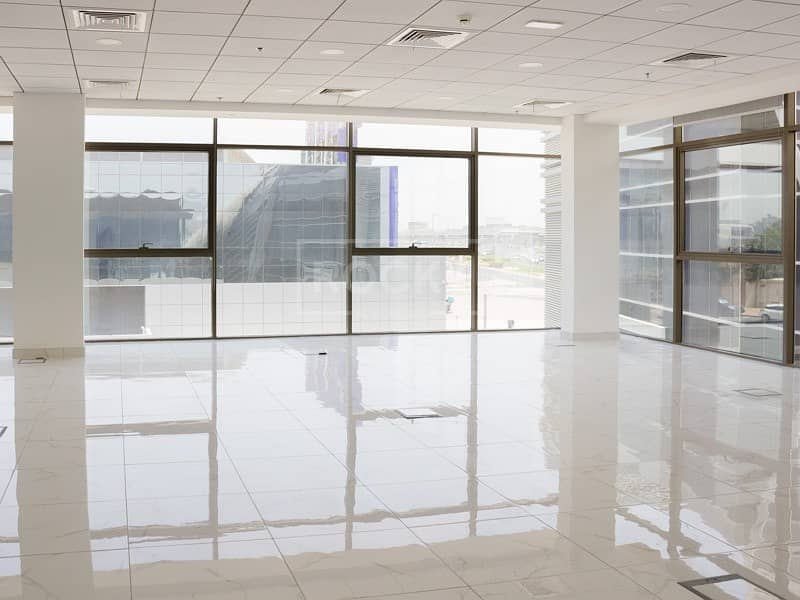 2 Fully Fitted | Office Space | Sheikh Zayed Road